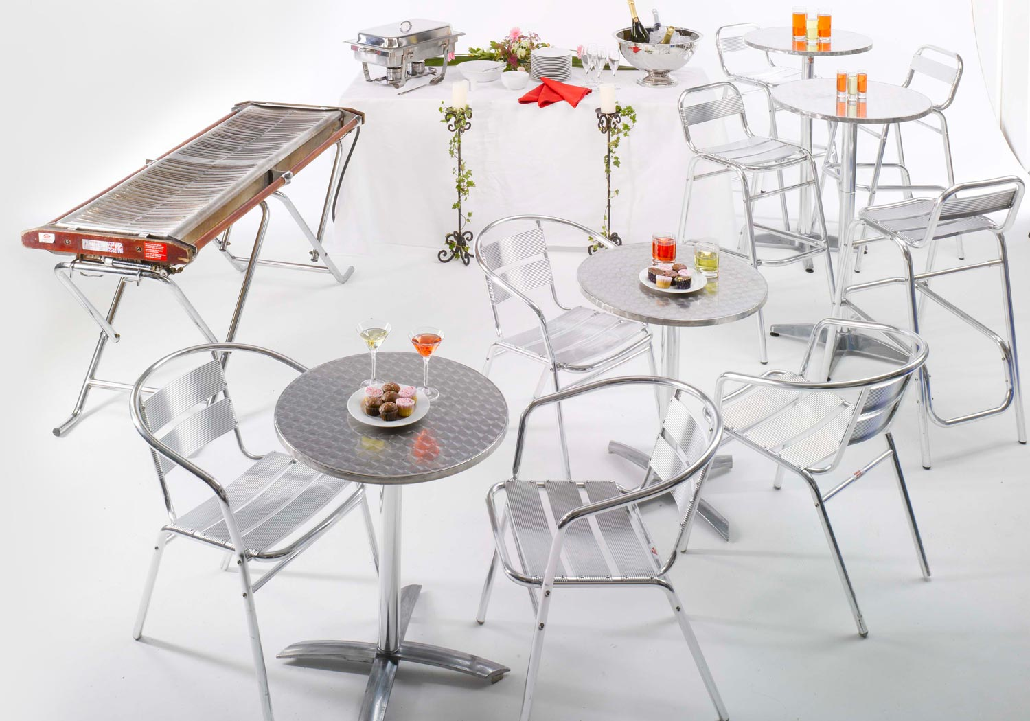 Chair Hire Cardiff - Chairs for Hire  Top Table Catering Hire